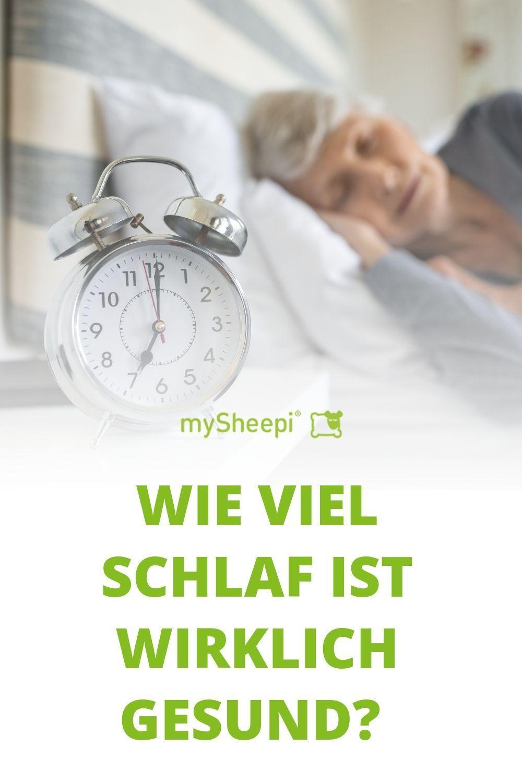 Wieviel Stunden Schlaf Ist Gesund