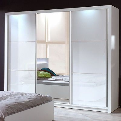 Modern Bedroom Furniture Siena Sliding Door Wardrobe Chest Of Drawers Bedside View More On The Wardrobe Furniture Modern Bedroom Fitted Bedroom Furniture