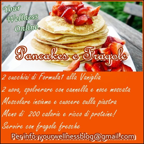 Ricette dolci con herbalife