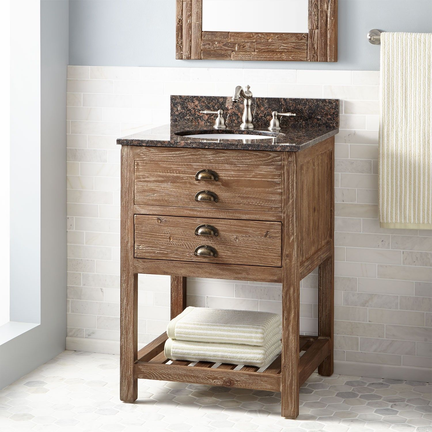 Solid Wood Bathroom Vanities Made In Usa