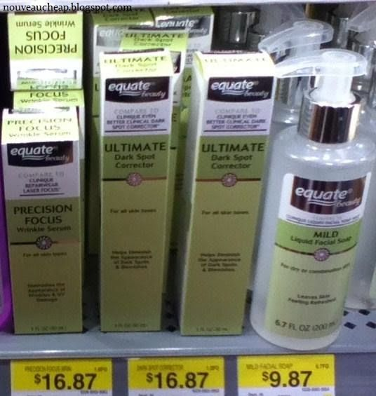 More Info About The Clinique Skincare Dupes At Walmart With