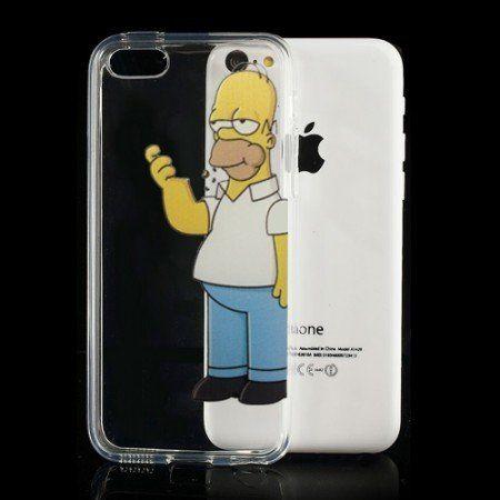 coque iphone 4 homer simpson
