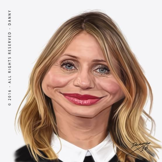 cameron diaz Wittygraphy: The social network to share, discuss, promote the art…