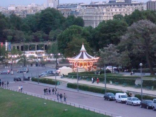 Paris - carousel