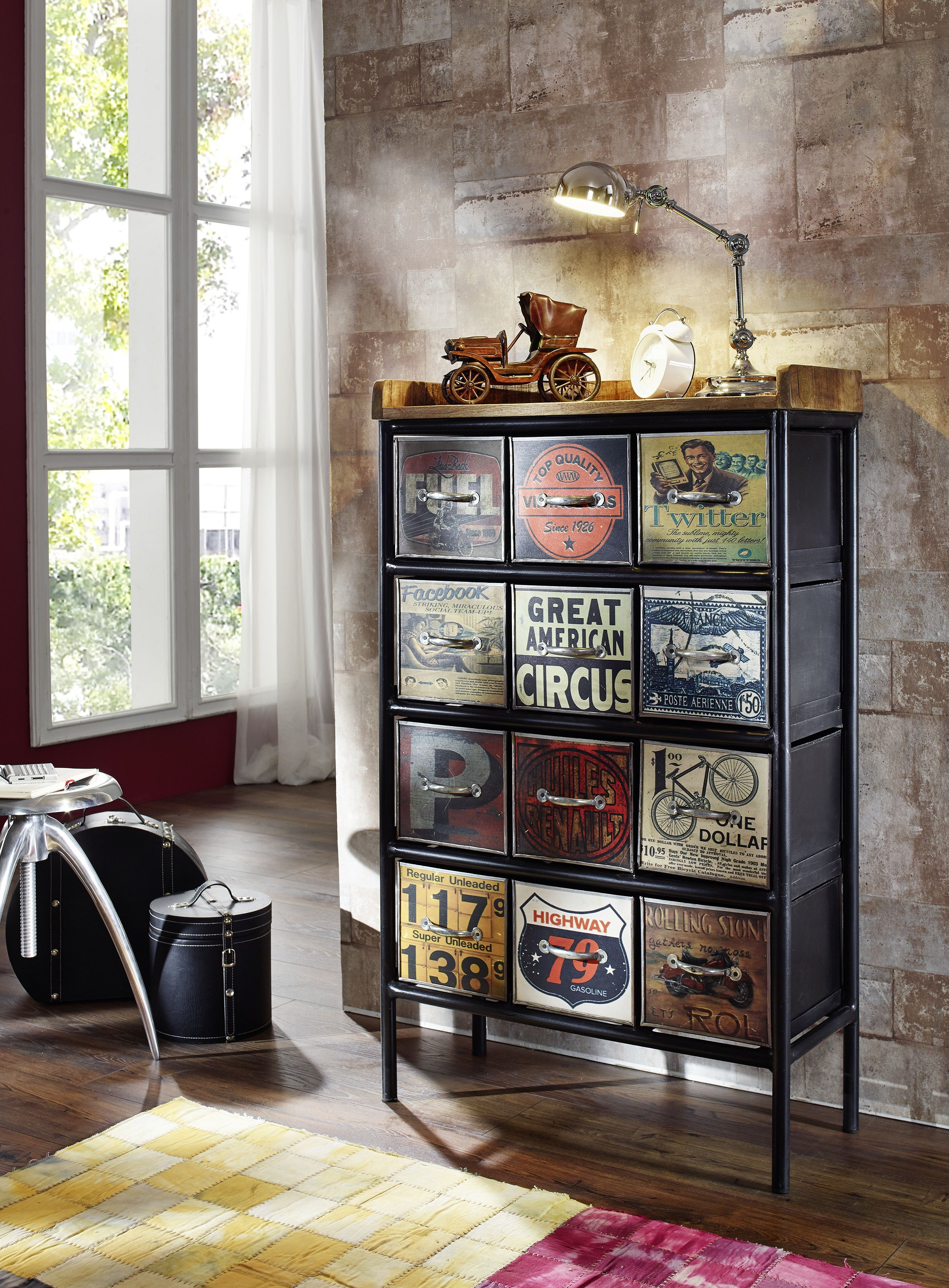 Serie Detroit Furniture Muebles In 2019 Mobel Mobel 24 Und