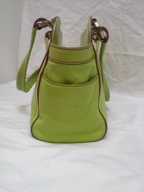 cdbd4ee151ac Hype Lime Green Leather Shoulder Bag  Handbag  Purse in 2019 ...