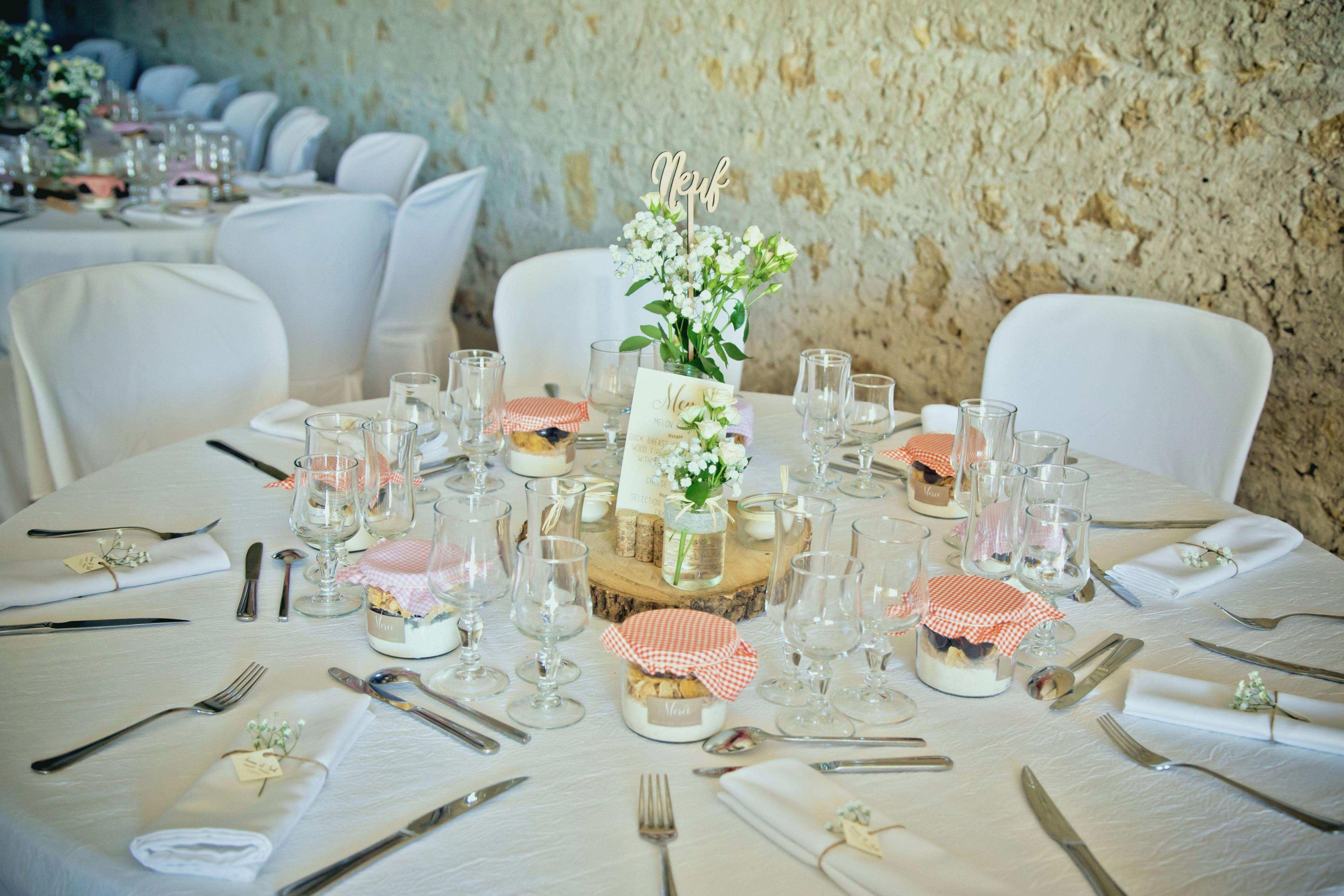 Deco Centre De Table mariage deco de table luxury decoration table mariage pas