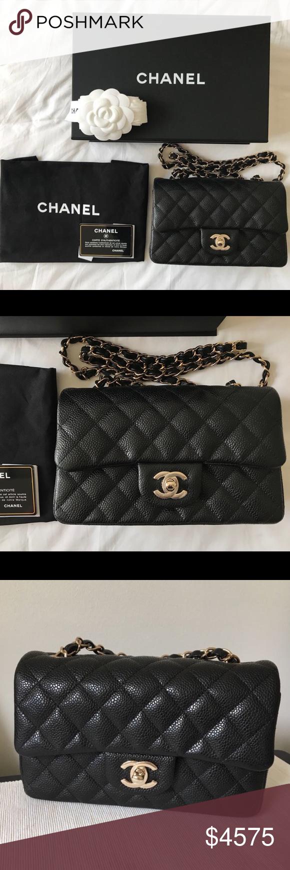 2ebd94b74491 CHANEL Classic Rectangular Mini Flap Bag 18s CHANEL 18S Collection  Rectangular Mini Classic Flap Bag in