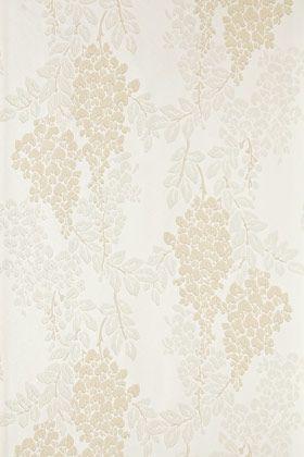 wisteria wallpaper bathroom - photo #43