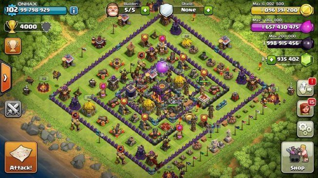 download apk clash of clans update