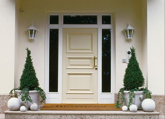 30 Front Door Ideas And Paint Colors For Exterior Wood Decoration Or Home Staging