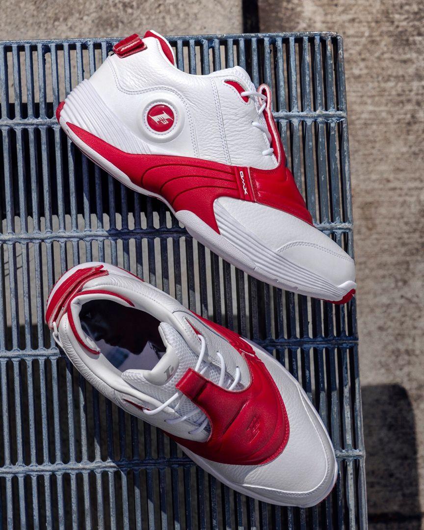 Reebok Answer V | Sneakers, Reebok