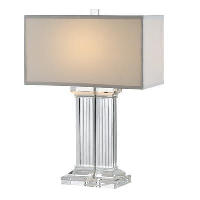 Martha stewart elegant crystal table lamp 14858 home depot canada 125
