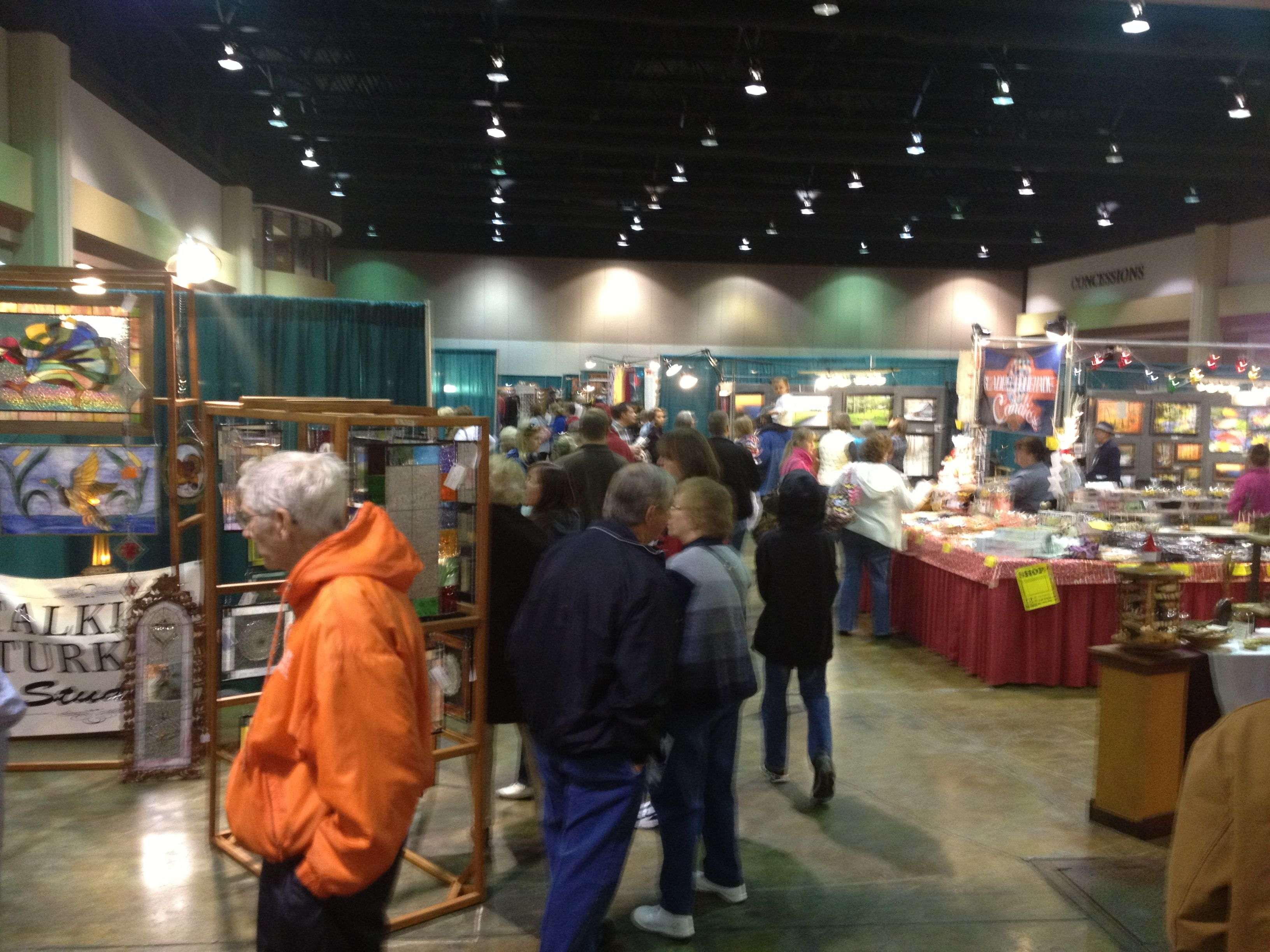 America 39 s largest craft community is showing off for Craft in america forge