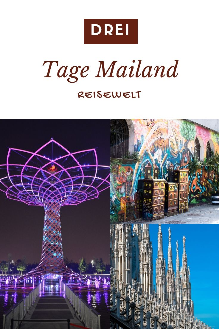 Photo of Städtereise: 3 Tage in Mailand