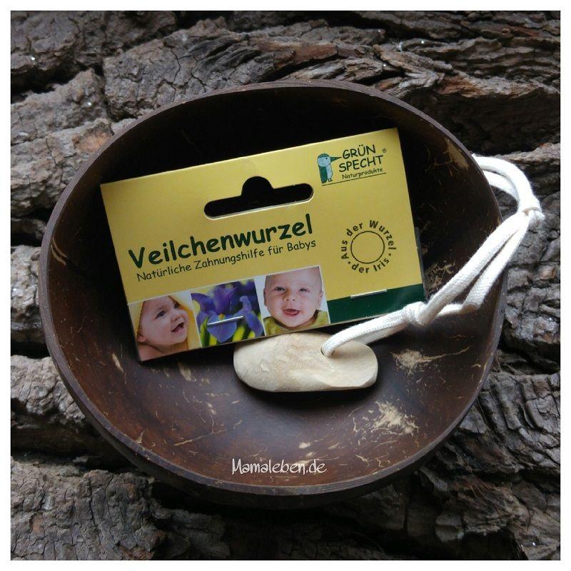Die Veilchenwurzel ist eine große Hilfe beim Zahnen. Gibt ...