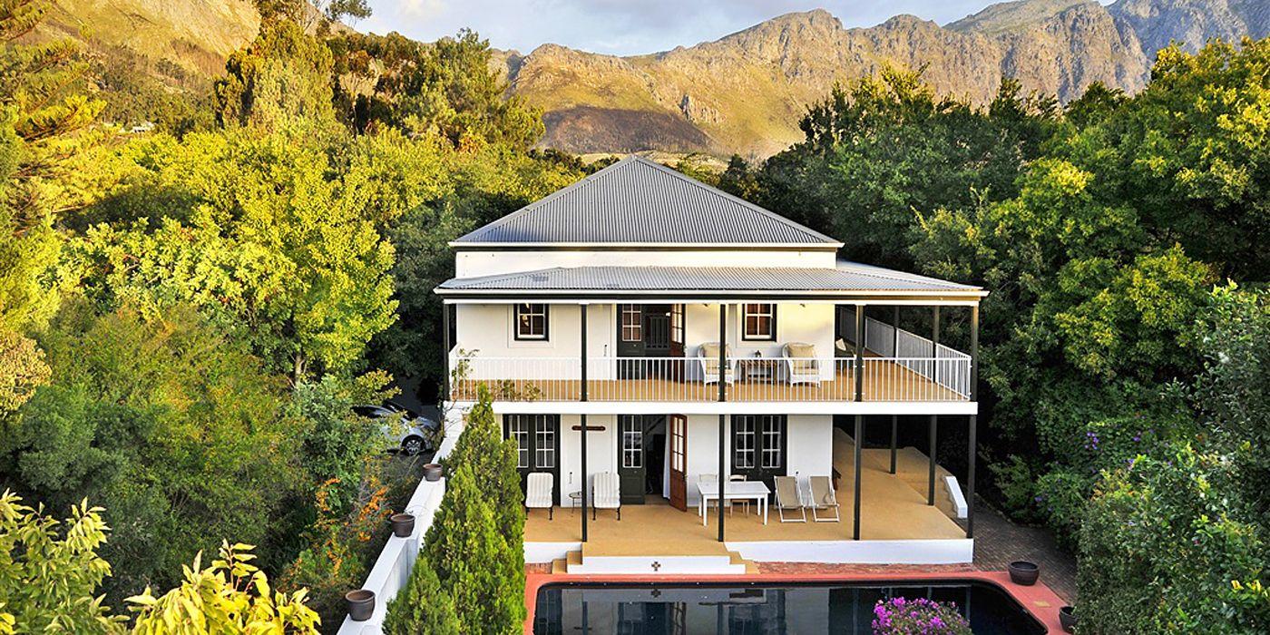 Akademie Street Guesthouses, Franschhoek, Cape Winelands, South Africa Hotel Reviews   i-escape.com