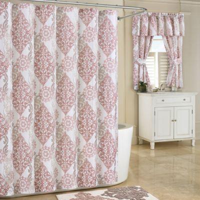 J Queen New York 54 Inch X 78 Inch Galileo Shower Curtain In