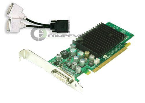 Dell Nvidia Quadro NVS 285 128MB DVI Input PCI-E Video Card DH261 by Dell. $45.00. Dell Nvidia Quadro NVS 285 128MB DVI Input PCI-E Video Card DH261