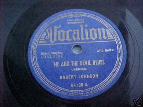 Vocalion Records (1916) was acquired by Brunswick (1925). Vocalion featured Robert Johnson - that fact alone gives Vocalion historic importance. [2014-1229]