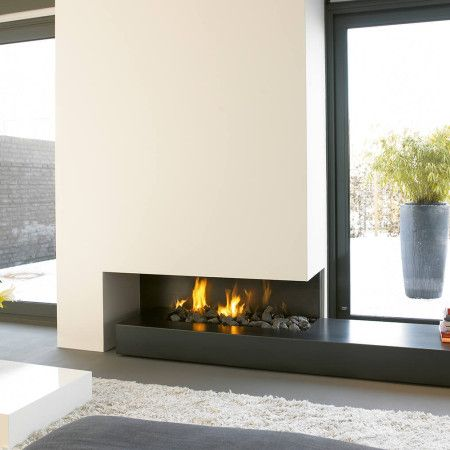 Contemporary Fireplace Modern Gas Fires Bespoke