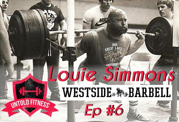Louie Simmons Squat