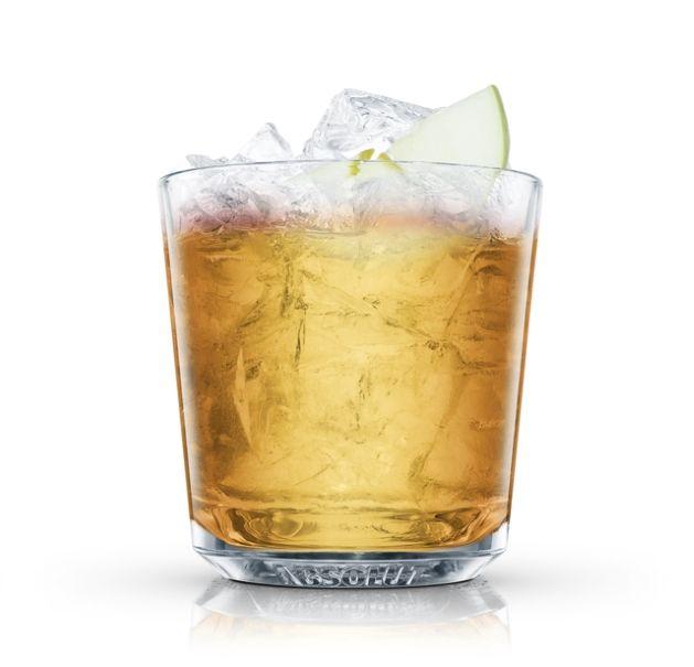 Apple Crush - Absolut Drinks