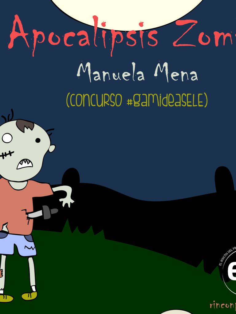 I'm reading Tu Rincón #4 - Manuela Mena - Apocalipsis Zombi (GamideasELE) on Scribd