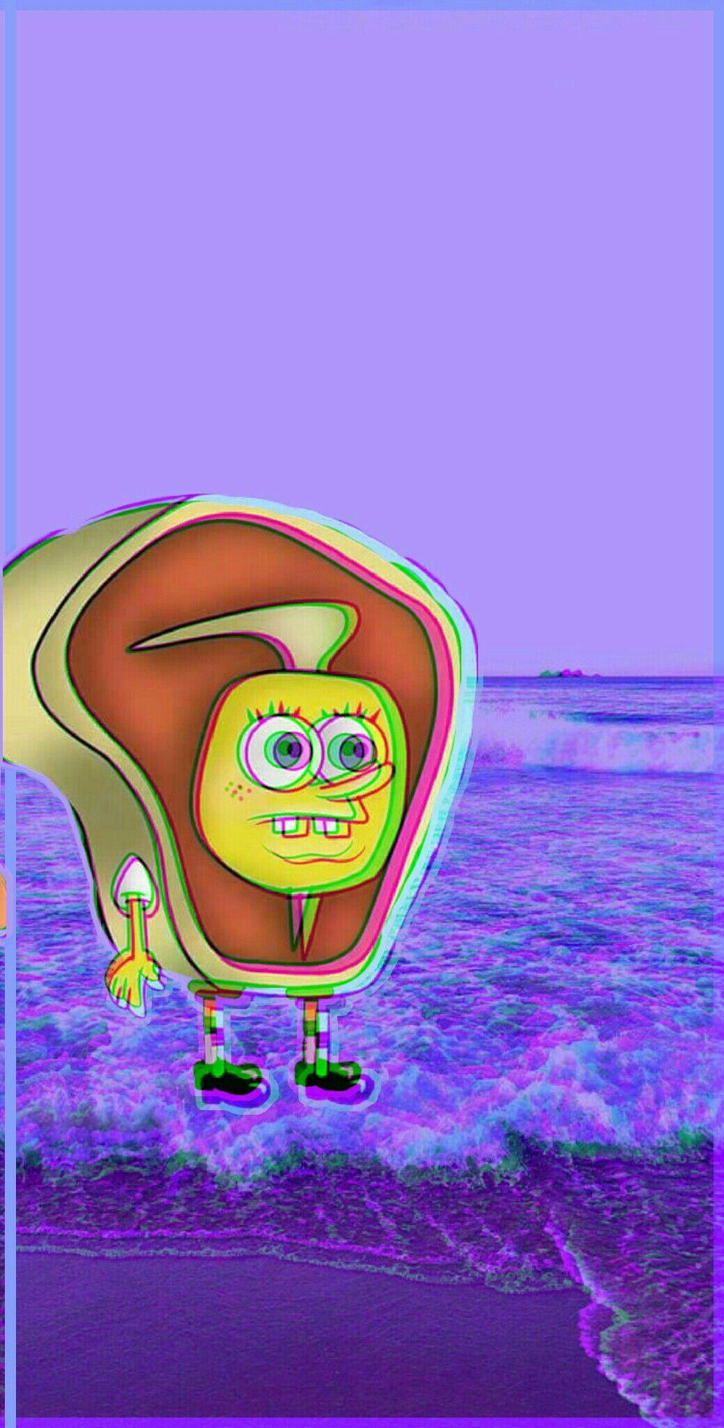 Bob Esponja Spongebob Wallpaper Cute Cartoon Wallpapers Cartoon Wallpaper