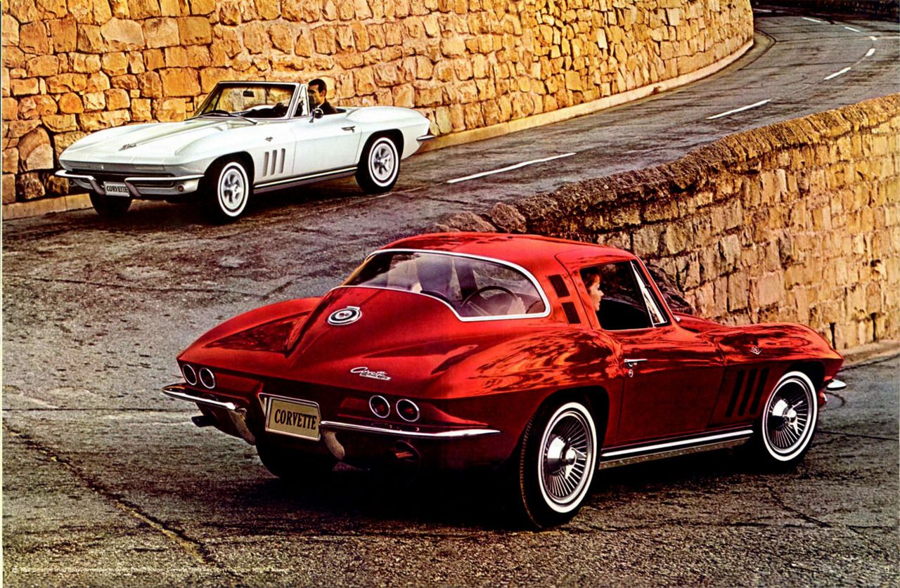 1965 chevrolet corvette s i love old corvettes