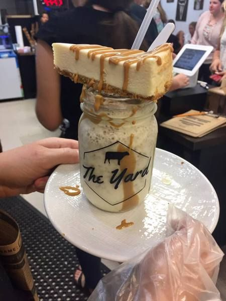 A New Type Of Bar Is Coming To Gulf Shores Food Yummy Food Dessert Milkshake Bar