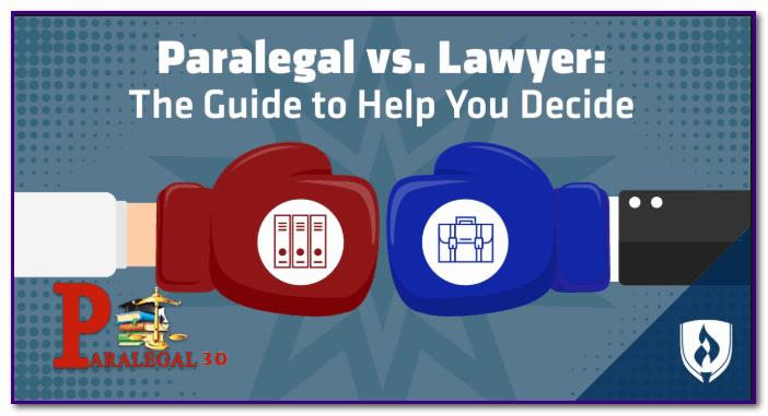 Paralegal Vs Lawyer Paralegal30 Paralegal Lawyer Law Student