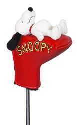 Peanuts SNOOPY Lying Putter Cover by Creative Covers