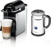 Pixie Espresso Maker With Aeroccino Plus Milk Frother