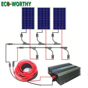 Best Deals And Free Shipping Best Solar Panels Solar Panels Solar System Kit