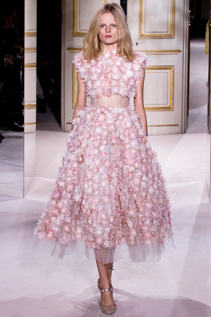 Giambattista Valli. Paris. Haute Couture. Spring Summer 2013 ...