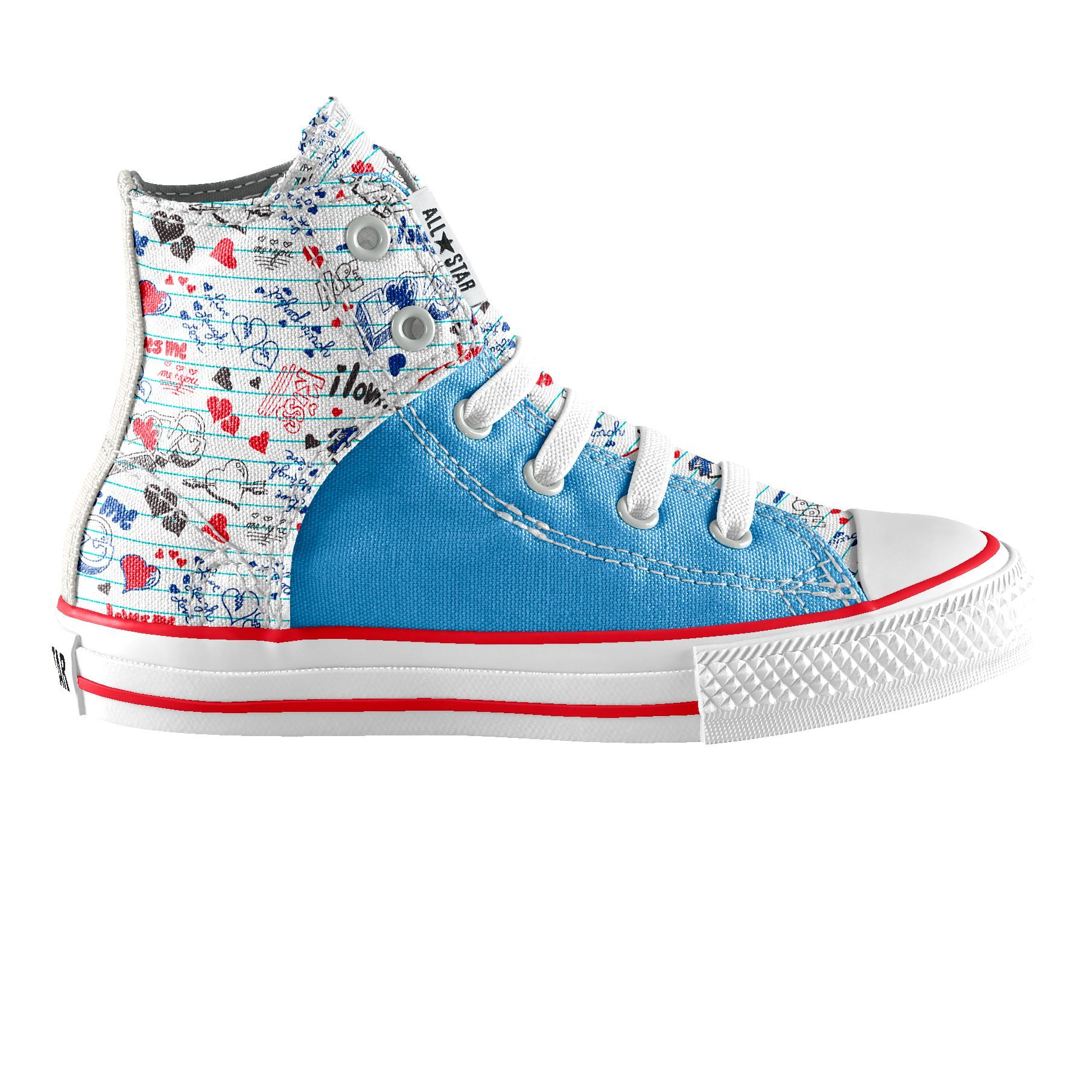 converse chaussure fragile