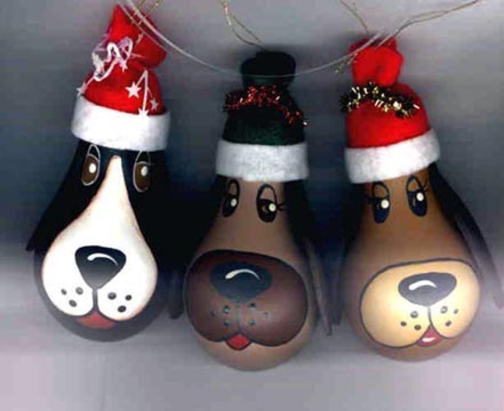 Recyclez Vos Ampoules Pour Des Bricolages De No L 20 Mod Les Ampoule Bricolages De Noel Et