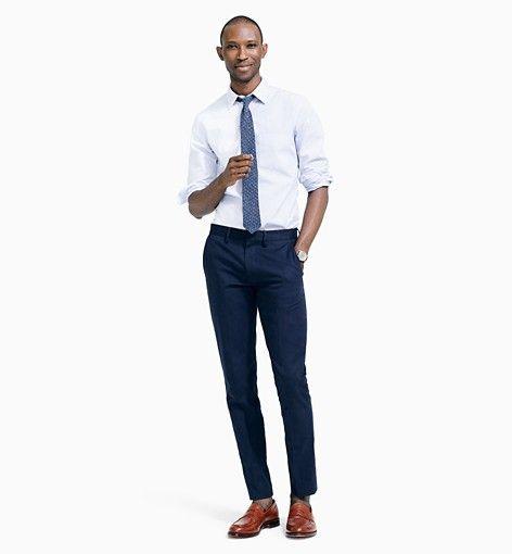 Men's Dress Pants : Men's Pants By Fit | J.Crew | Ben's Stuff ...