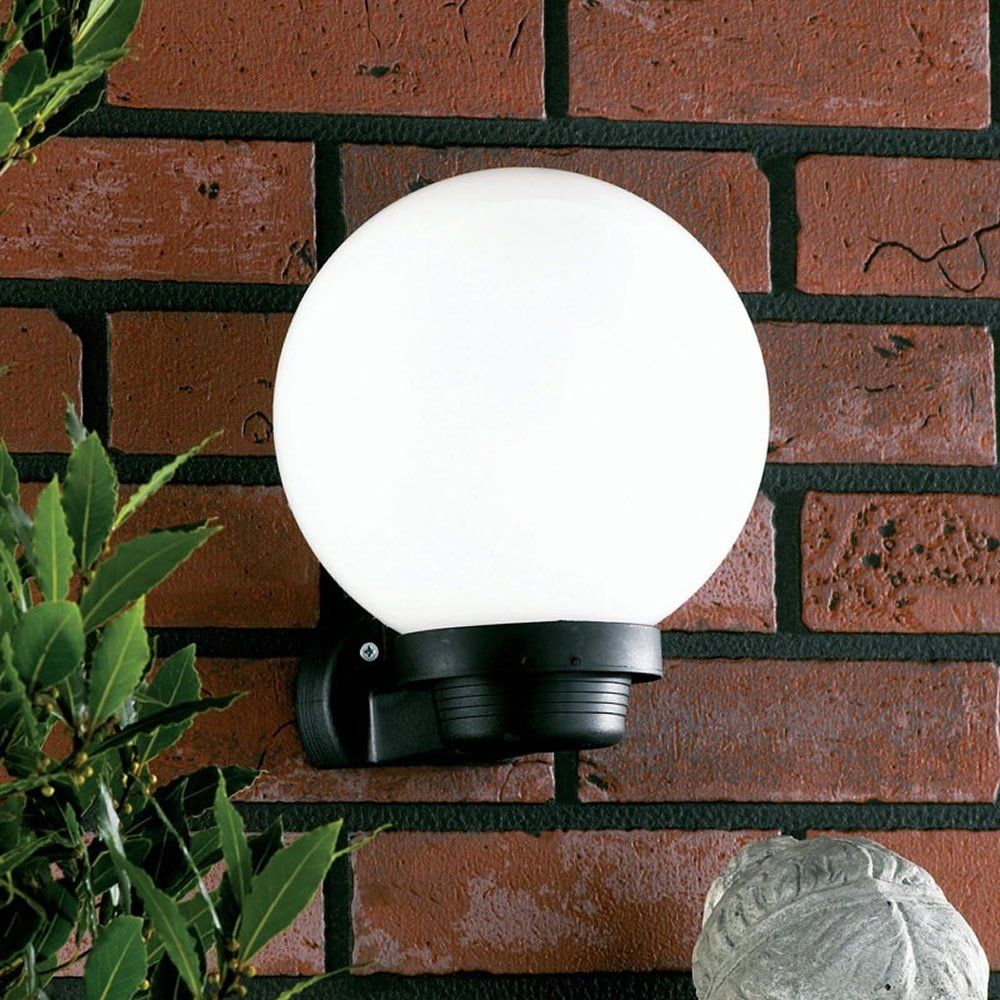 Exceptional Garden Lighting U203a Wall Lights U203a Wall Fixing Outdoor Globe Light