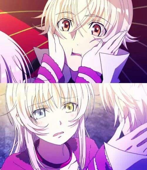 Isana Yashiro Neko Anime Neko Anime Manga Return Of Kings K Project