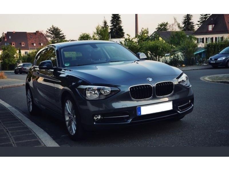 BMW 116iA Sport Navi Shz PDC