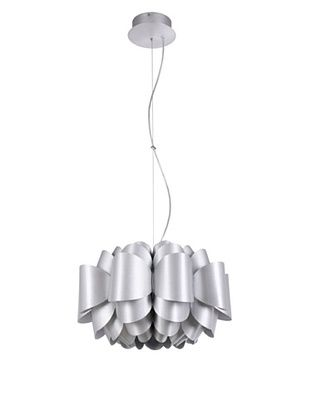 Kirch & Co. Roskilde Pendant Lamp, Silver
