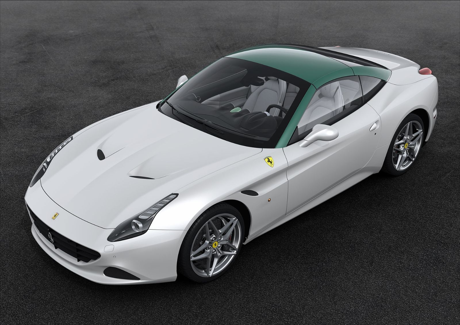 Here Are All 70 Special Edition Liveries Ferrari Created ...