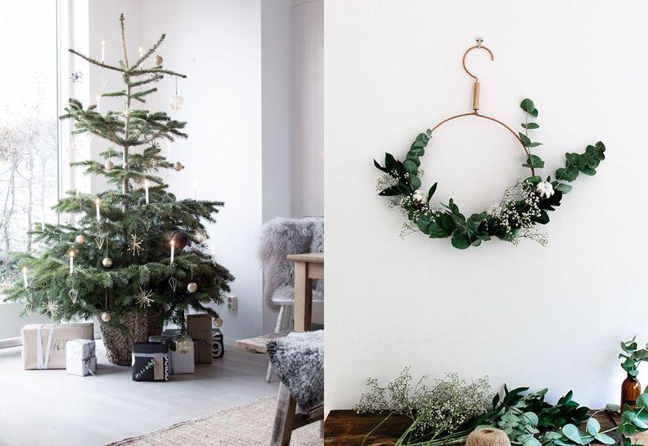 De Knapste Kerst Inspiratie Van Pinterest Fashionchick Nl Kerst Bloemsierkunst Pinterest