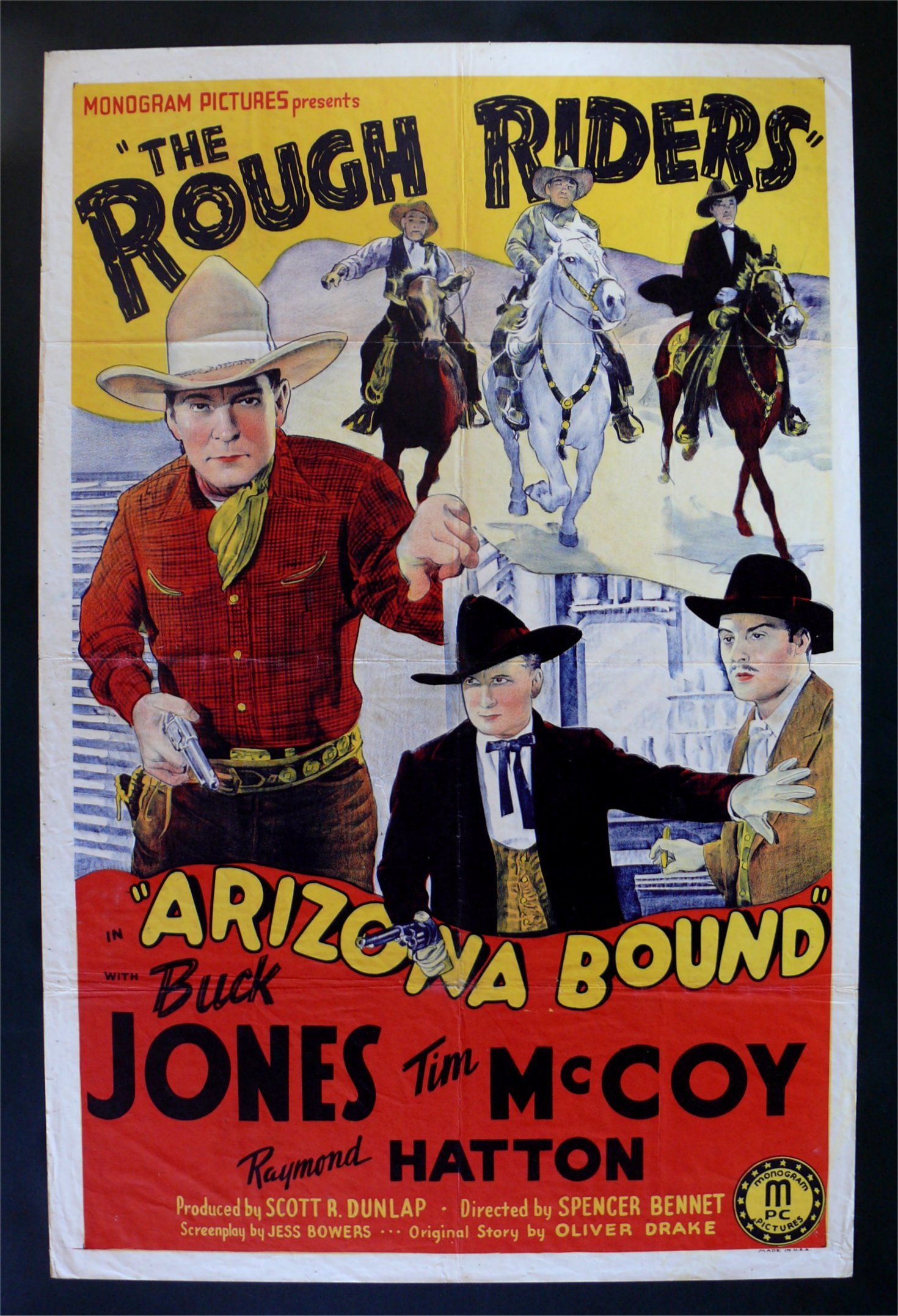 Watch Arizona Bound Full-Movie Streaming