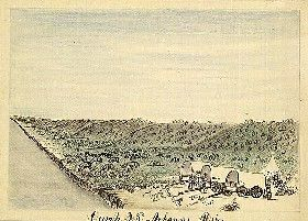 Arkansas River Camp