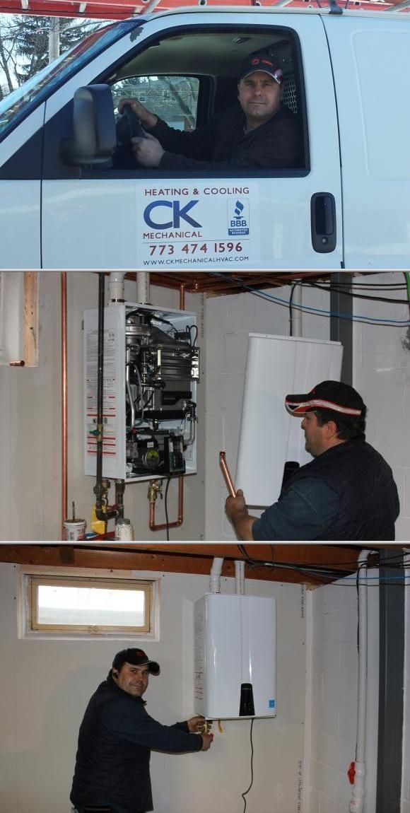 Ck Mechanical Delivers Comfort With Solutions To Your Issues On