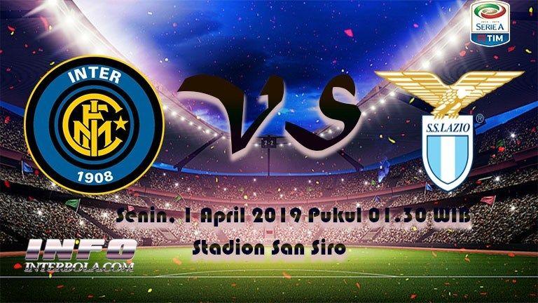 Prediksi Pertandingan Inter Milan VS Lazio 1 April 2019 ...
