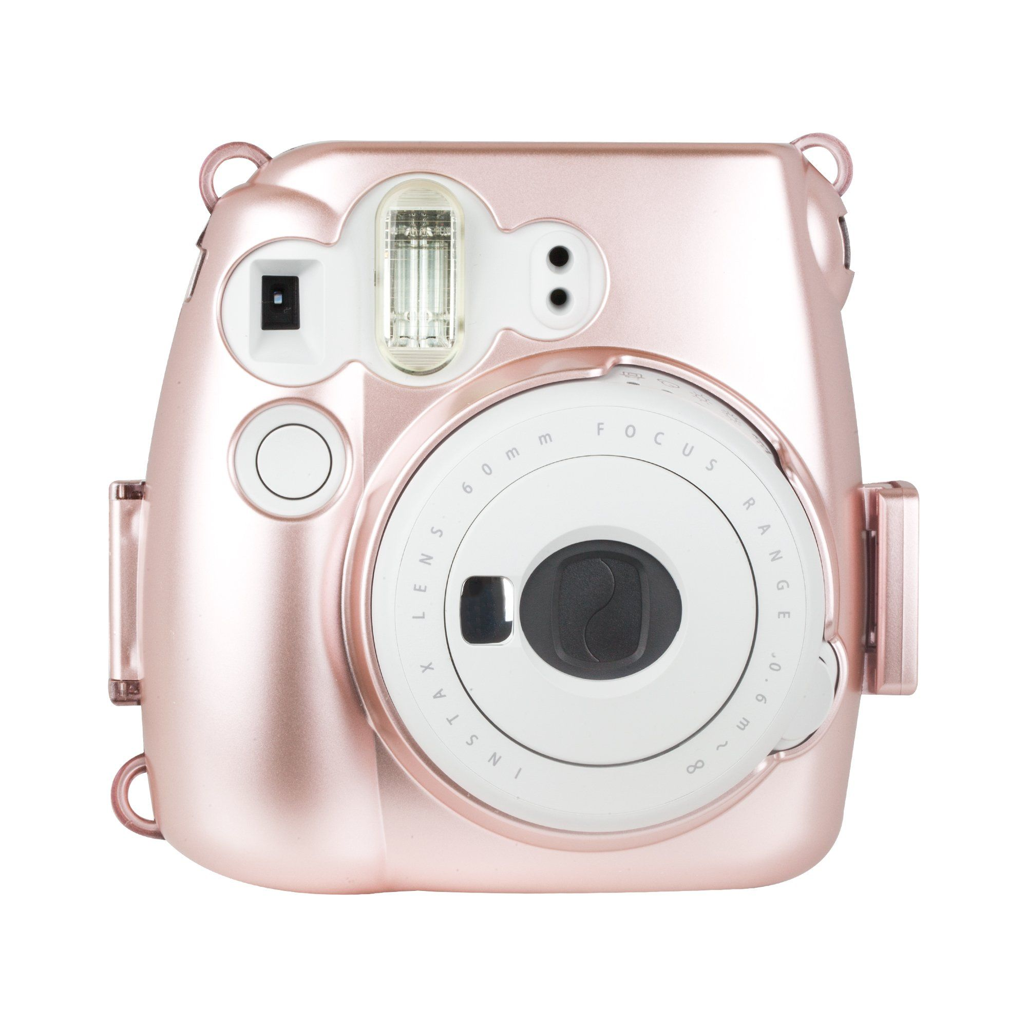 CYLO Rose Gold Hard Shell Instax Camera Case